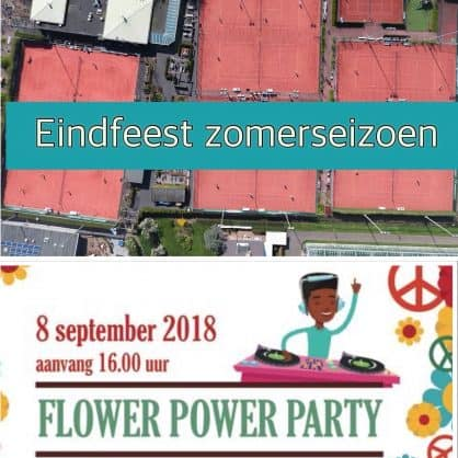 Save the date: eindfeest op 8 september