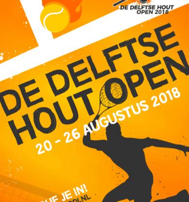 Delftse Hout Open 2018