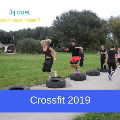 Cross Fit Trainingen 2019