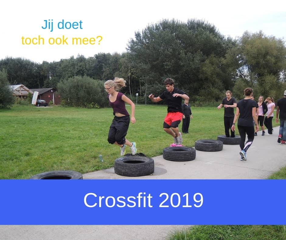 Cross Fit Trainingen 2019