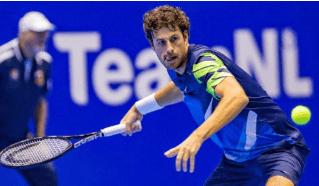 Nieuws over NK tennis