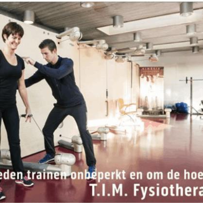 Trainen met T.I.M. in 2019